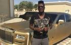 6 sao bóng đá phá sản: Ronaldinho vào tù, Rolls-Royce vàng dĩ vãng