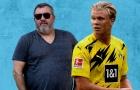 Mino Raiola đòi lương 50 triệu/năm cho Haaland, Chelsea chào thua