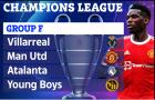 2 cơ hội và 1 thách thức của Man Utd tại vỏng bảng Champions League