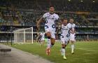 Tân binh lập cú đúp, Inter ngược dòng đánh bại Verona