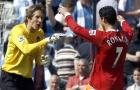 Van der Sar phấn khích mừng Ronaldo trở lại M.U