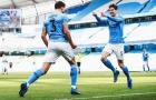 5 cặp trung vệ hay nhất bóng đá châu Âu hiện tại