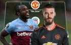 ĐHTB vòng 3 Ngoại hạng Anh 2021/22: Người hùng Man Utd; Quái thú West Ham