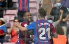 Thông số vòng 3 La Liga: Mối liên kết Hà Lan; Tỷ lệ sắc bén 100%