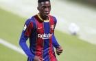 CHÍNH THỨC! Ilaix Moriba rời Barcelona