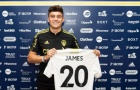 Đến Leeds, Daniel James lọt top 6 cầu thủ bán đắt nhất lịch sử Man Utd