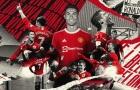 Toàn cảnh chuyển nhượng Man Utd mùa Hè 2021: CR7 trở lại; Tạm biệt James
