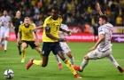 Cục diện xoay chiều trong tích tắc, Tây Ban Nha thua Thụy Điển