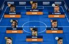 Đội hình 289,5 triệu euro từng khoác áo Valencia: Công thần Barca, 2 sao Man City