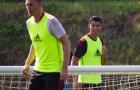 6 điều rút ra từ buổi tập mới nhất của Man Utd: Bậc thầy Ronaldo