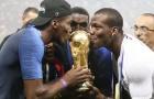 5 cặp anh em chơi cho các đội tuyển khác nhau: Anh trai Pogba chơi cho nước nào?