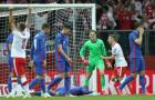 Gục ngã phút 90+2, ĐT Anh đánh rơi chiến thắng trên đất Ba Lan