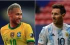 Lượt 9 vòng loại World Cup 2022 Nam Mỹ: Messi gọi, Neymar trả lời
