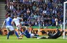 Man City hạ gục Leicester trong trận cầu chặt chẽ