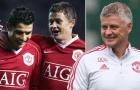 Solskjaer đồng ý với Rooney 1 điều về Ronaldo