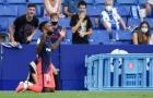 Bàn thắng phút 90+9 mang về 3 điểm nghẹt thở cho Atletico