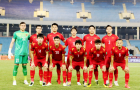 ĐT Việt Nam tụt hạng trên BXH FIFA sau loạt trận VL World Cup 2022