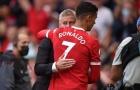 Ronaldo chói sáng, 3 đồng đội cũ gửi thông điệp ý nghĩa
