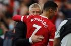 Solskjaer ca ngợi đóng góp của Ronaldo trong bàn thắng của Lingard