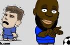 Cười té khói với loạt ảnh chế vòng 4 Premier League