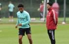 Hàng mượn từ Arsenal có vấn đề, HLV đăng đàn nói thẳng 1 lời