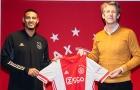 Bản hợp đồng kỷ lục của Van der Sar ghi 4 bàn trong trận ra mắt Champions League