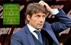 Đội hình Man Utd thay đổi ra sao nếu Conte thế chỗ Solskjaer?