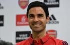 Arteta khen ngợi, bom tấn Arsenal sẵn sàng đấu Burnley