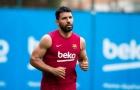 Barca ấn định thời điểm Aguero tái xuất