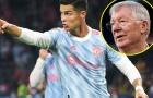 'Ronaldo cần biết vị trí của mình và ngồi xuống. Sir Alex không cho phép làm vậy'