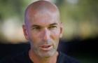 Zinedine Zidane đã làm rõ khả năng dẫn dắt Man Utd