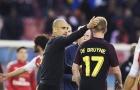 5 ngôi sao vươn tầm nhờ Pep Guardiola