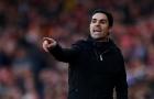Cường độ tập luyện của Arsenal bị hoài nghi, Arteta lên tiếng