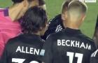 Con trai David Beckham có trận ra mắt bóng đá chuyên nghiệp