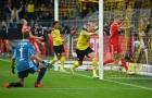 Haaland lập siêu phẩm, Dortmund thắng lợi trong trận cầu 6 bàn thắng