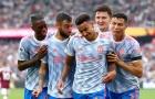 Mục tiêu của Man United chúc mừng Lingard
