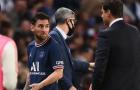 SỐC! Messi phản ứng không ngờ với Pochettino khi bị thay ra