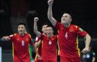 FIFA và AFC ca ngợi ĐT Futsal Việt Nam sau khi giành vé dự vòng 1/8