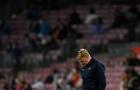 Koeman đang tái hiện hình ảnh thảm họa của Man Utd tại Barca