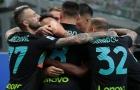 Đội hình tiêu biểu vòng 4 Serie A: Hàng thủ Napoli, cặp sen đầm Inter
