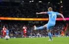 Man City vào vòng 4 League Cup sau trận cầu 7 bàn thắng với Wycombe