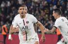 Ghi bàn phút 90+5, PSG thắng nhọc nhằn đội cuối bảng Metz