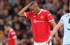 Thua West Ham, CĐV Man Utd ngán ngẩm với 1 cái tên