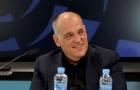 Javier Tebas lại tuyên chiến với PSG