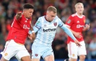 Trận thua West Ham chỉ ra thiếu sót lớn trong đội hình dự bị Man Utd