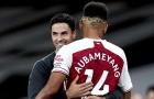 Arteta hé lộ khả năng ra sân của Aubameyang trước Tottenham