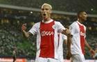 Săn lùng sao Brazil, Real quyết tâm đánh chiếm thần đồng Ajax