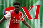 Đội hình Arsenal đấu Tottenham: Bộ khung mạnh nhất
