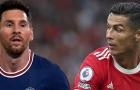 Cách ứng xử trong phòng thay đồ của Messi, trái ngược Ronaldo