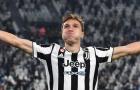 Chiesa: 'Juventus trừng phạt Chelsea'